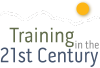 Training in the 21st Century logo